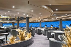 Top Sail Lounge - Espace exclusif MSC Yacht Club