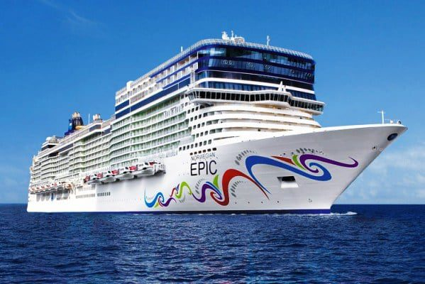 Norwegian Epic, le plus
