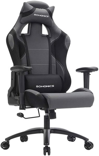Chaise de gamer Songmics RCG02G